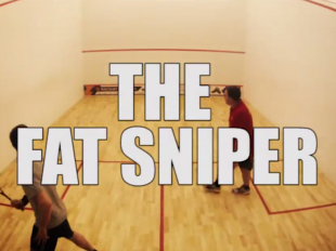 The Fat Sniper