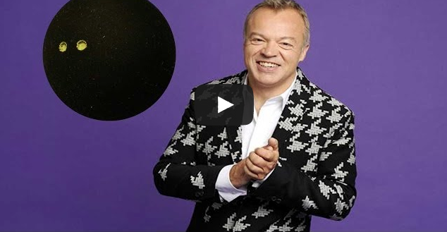 What Graham Norton didn't even know about Squash!!!