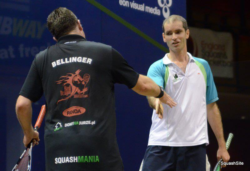 World Squash Masters 2012 – Bellinger V Ryan Highlights