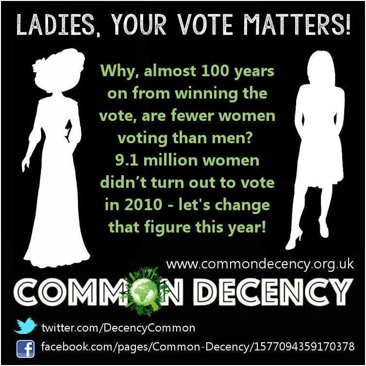 Ladies Vote Matters