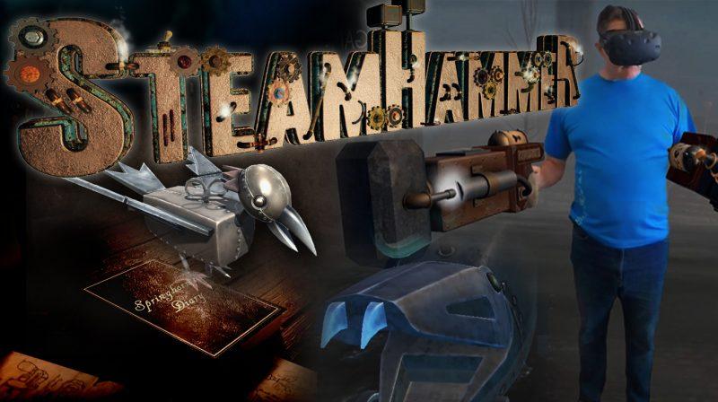SteamHammerVR on Kickstarter