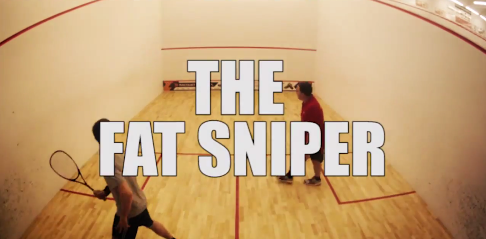 The Fat Sniper!