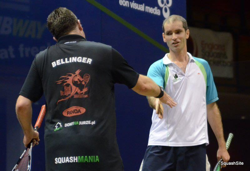 World Squash Masters 2012 – Bellinger V Ryan Highlights