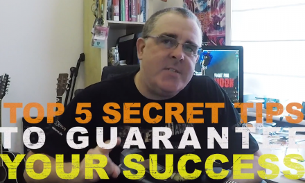 5 Secret Top Tips that Guarantee Your Success as a Game Developer