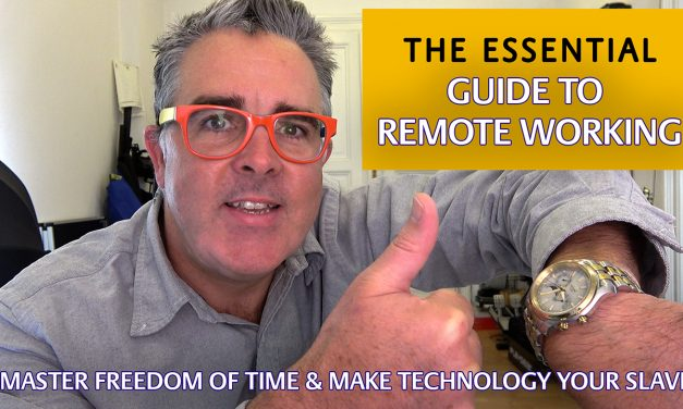 The Essential Guide to Remote Working